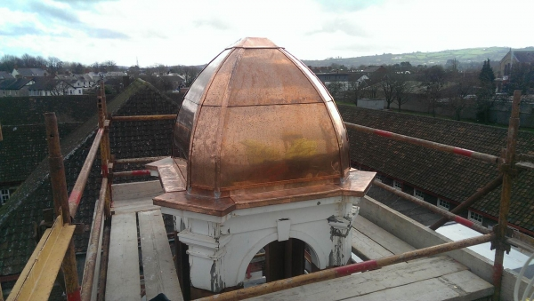 Project Bell Tower (Copper)