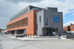 Project Weavers Court (Zinc)