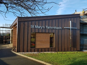 Project St Mary's (Pigmento Brown Zinc)
